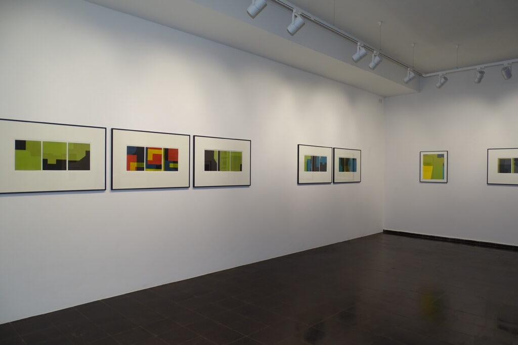 Siebdruck Ausstellung